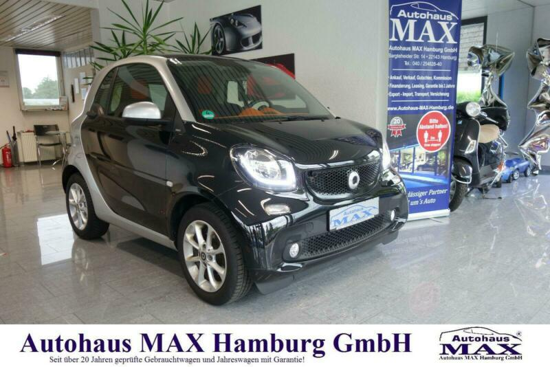 Smart fortwo coupe /Cool & Audio/PASSION/PANORAMA