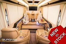 Mercedes-Benz 519 V6 Luxury VIP FIRST-CLASS Business Van