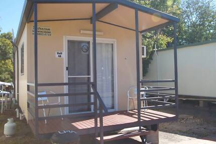 Cabins, Units and Vans For Rent