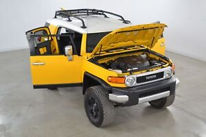 2007 Toyota FJ Cruiser OFF ROAD Lift 3 Pouces   Impeccable !!!