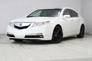 2010 Acura TL 3.5L V6 CUIR  TOIT OUVRANT  BLUETOOTH