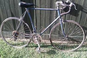Malvern star road bike vintage.625mm size. Ascot Brisbane North East Preview