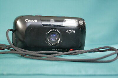 GOOD-Canon Esprit AF 32mm/f1:3.5 Point & shoot  camera