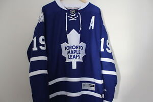 Authentic Maple Leaf Jersey, Lupul