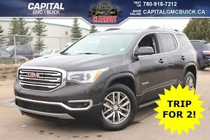 2018 GMC Acadia SLE-2 AWD | 7 PASSENGER | REMOTE START | HEATED