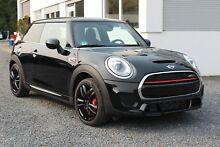 MINI John Cooper Works Navi Kamera Panorama