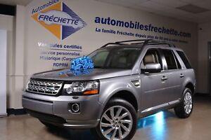 Land Rover LR2 2013 HSE AWD Toit Pano Mags 19'' Caméra de recul
