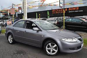 2005 MAZDA 6 CLASSIC SEDAN LOTS OF EXTRAS AUTOMATIC 4 CYLINDER Coburg Moreland Area Preview