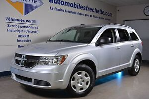 Dodge Journey 2010 SE 7 places 2.4L Traction avant Régulateur de