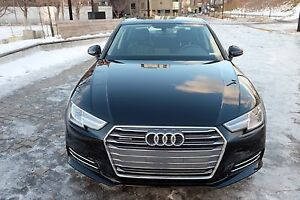 Audi 2017 A4 Komfort lease transfer first month free