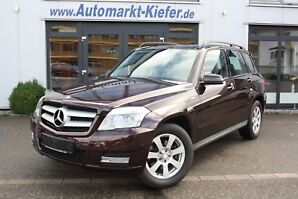MERCEDES-BENZ GLK 250 CDI 4Matic 7G-TR*Panorama*Standhzg*Leder