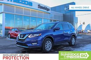 2017 Nissan Rogue SV ROOF