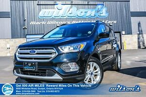2018 Ford Escape SEL AWD - Leather, Navigation, Sunroof, Bluetoo