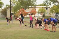 EVENING FIT CAMP JOIN US!
