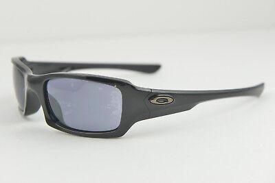 Oakley Fives 3.0 Polished Black/Grey Sunglasses 03-430 54-19