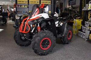 Can Am CAN AM RENEGADE 570 XMR MY17 (NO GRIZZLY 700)