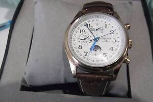 Longines Mens Watch Brookvale Manly Area Preview
