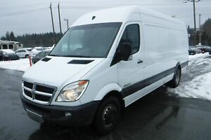 2007 Dodge Sprinter Van 3500 170-in. WB Cargo Van High Roof Exte