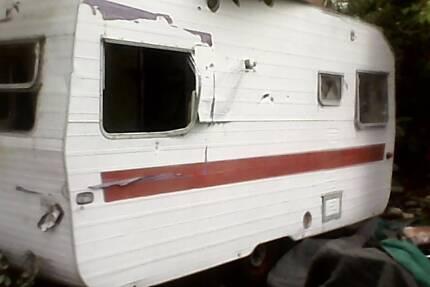 Cheap Caravan 16 ft .