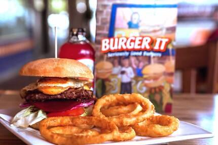 Burger IT- North Adelaide.