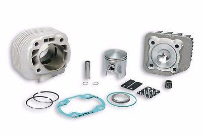 Malossi Racing Aluminum Big Bore Cylinder Kit for Yamaha, Genuine, Minarelli