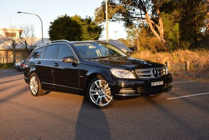 2010 Mercedes-Benz C250 Avantgarde Estate Kariong Gosford Area Preview