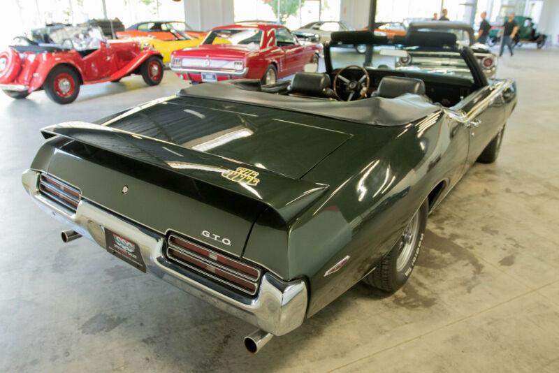 Image 8 Voiture Américaine de collection Pontiac GTO 1969