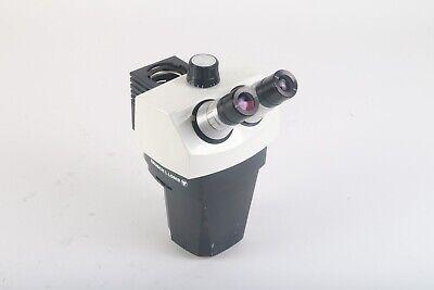 Bausch Lomb Stereozoom 7 1.0x-7.0x Head W 2x 10x W.f. Stereo 31-15-71- Fair