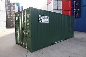 New 20ft Shipping Containers - Sea Containers Midvale Mundaring Area Preview