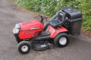 MTD 38in cut ride on lawn mower with catcher Berkshire Park Penrith Area Preview