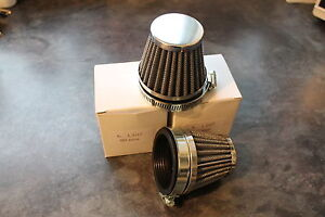 DUCATI 900 760 600 SS M MONSTER K&N STYLE POWER CONE AIR FILTERS