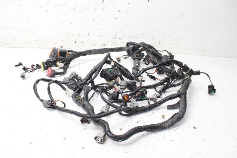 07 08 kawasaki ninja zx6r zx600p main engine wiring harness motor rh ebay com ZX6R Problems ZX6R Problems