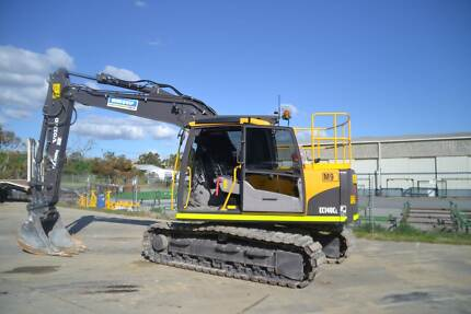Excavator Volvo 14 ton EC140CLC current series with low hours Bibra Lake Cockburn Area Preview