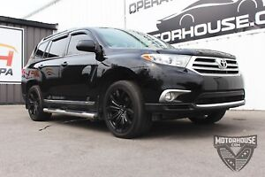 2013 Toyota Highlander V6 Limited 6 PASSENGER | LEATHER | SUN...