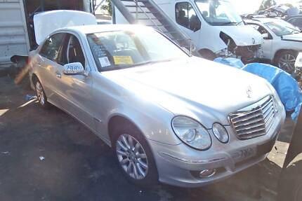 Wrecking Damaged Mercedes E350 Parts Engine Tran Interior Mag Nav Revesby Bankstown Area Preview