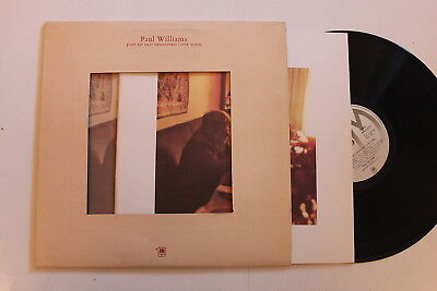 Paul Williams / Just An Old-Fashioned Love Song / UK LP on A&M Records