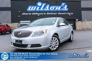 2016 Buick Verano LEATHER TRIM | CRUISE CONTROL | POWER PACKAGE