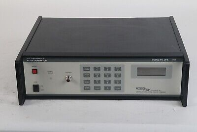 Noisecom Ufx 7109 Programmable Noise Generator W Options 2 6