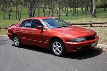 2000 Mitsubishi Magna Sports Flynn Belconnen Area Preview