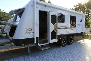 JAYCO STERLING 2013 OUTBACK 21.65.4