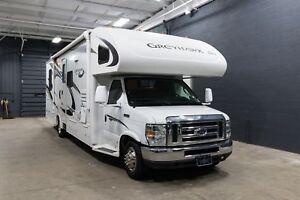 2013 Jayco Greyhawk 31FK Gas Class C Motorhome Ford Chassis Triton V10 RV