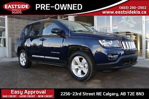 2016 Jeep Compass NORTH AWD ALLOYS ABS TRAC
