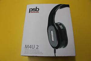 Écouteurs PSB M4U 2