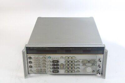 Hp Hewlett Packward Agilent Keysight 8662a Synthesized Signal Generator