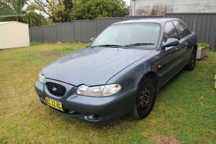 1998 Hyundai Sonata Sedan Cardiff South Lake Macquarie Area Preview