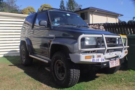 1994 Daihatsu Feroza Coupe Slacks Creek Logan Area Preview