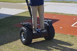 Segway Off Road Balanced Electric Scooter 4000w - Dirt/Sand Tyres