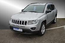 Jeep Compass 2.2I CRD 4x2*2.Hd.*SHG*