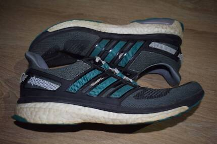 check out acd24 352e3 Adidas Energy Boost 3 EQT GreenBlack - size US 9  UK 8.5