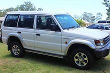1999 Mitsubishi Pajero Wagon GLX Escape Auto V6 Petrol Morayfield Caboolture Area Preview